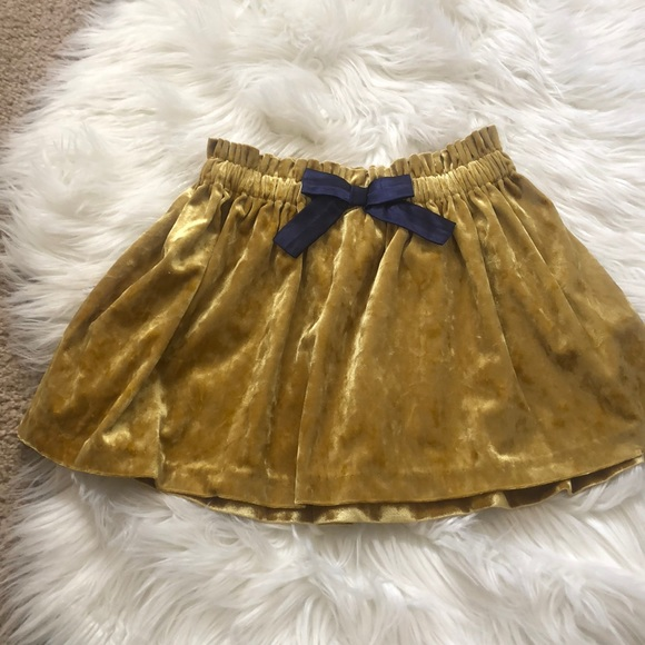 OshKosh B'gosh Other - Genuine kids toddler girl velvet skirt